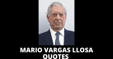 Mario Vargas Llosa quotes featured