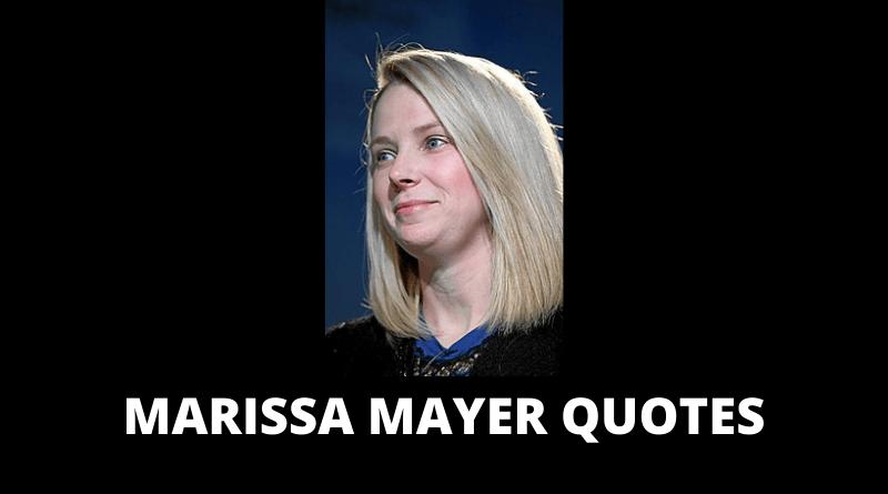 Marissa Mayer quotes featured