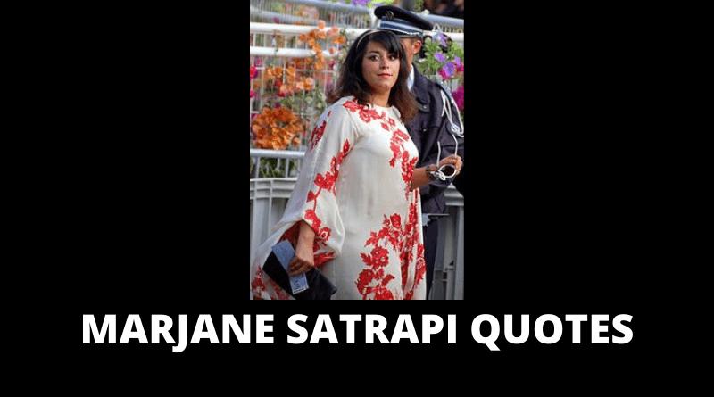 Marjane Satrapi quotes featured