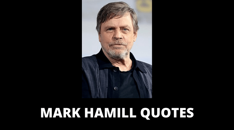Mark Hamill quotes featured