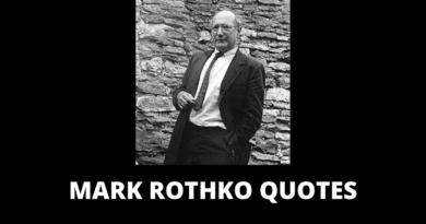 Mark Rothko quotes featured