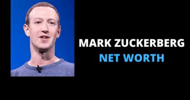Mark Zuckerberg net worth featured