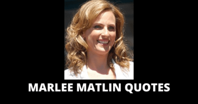 Marlee Matlin quotes featured