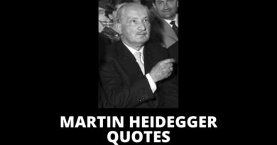Martin Heidegger quotes featured