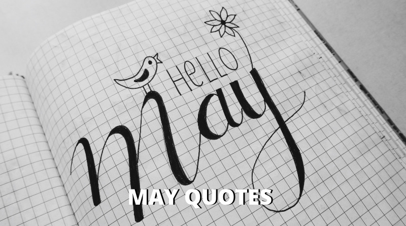 May Quotes Featured