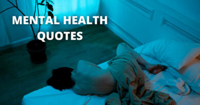 Mental Health Quotes Featured