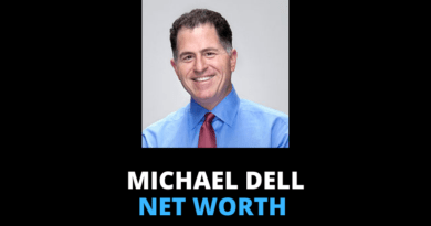 Michael Dell Net Worth featured