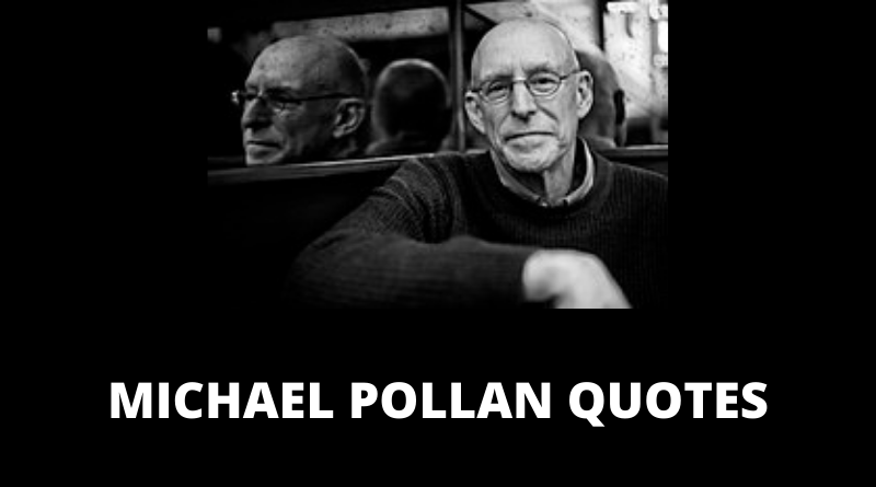 Michael Pollan quotes featured