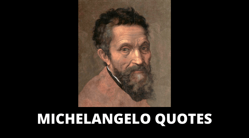 Michelangelo Quotes featured