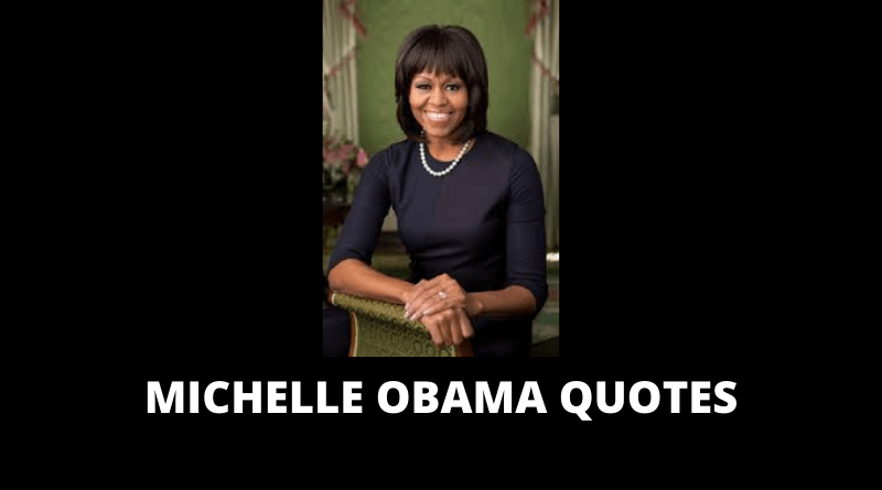 Michelle Obama Quotes featured