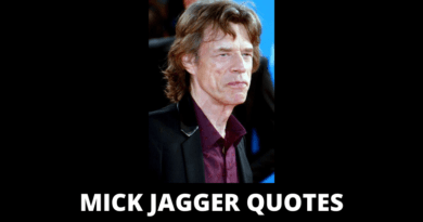 Mick Jagger Quotes featured