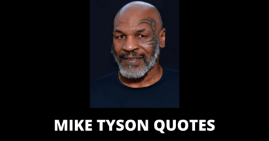 Mike Tyson Quotes featured