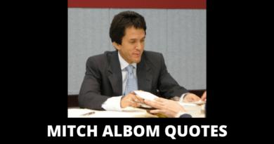 Mitch Albom Quotes featured