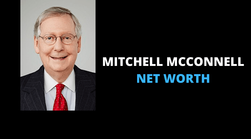 Mitchell McConnell Net Worth featured