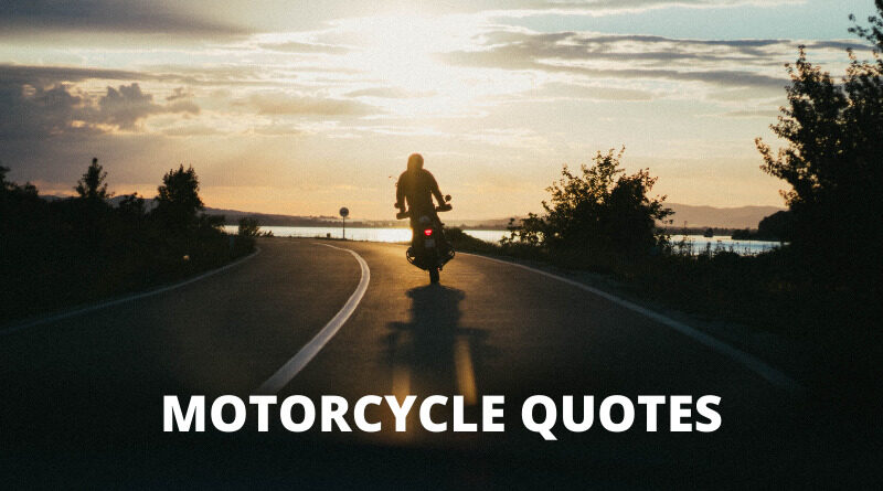 Motorcycle Quotes Featured
