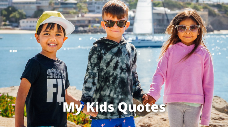 My Kids Quotes featured