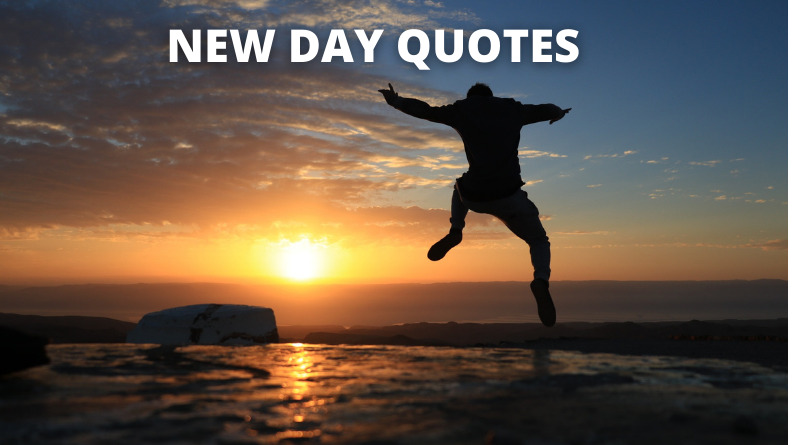 NEW DAY QUOTES FEATURE