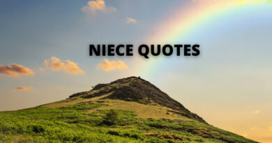 NIECE QUOTES FEATURE