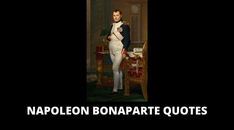 Napoleon Bonaparte quotes featured
