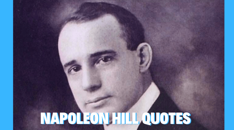 Napoleon Hill Quotes_Featured