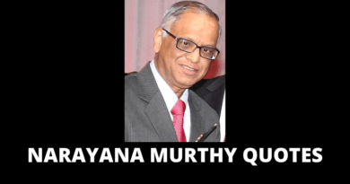 Narayana Murthy Quotes featured