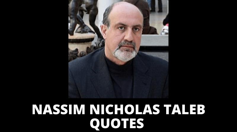 Nassim Nicholas Taleb quotes featured