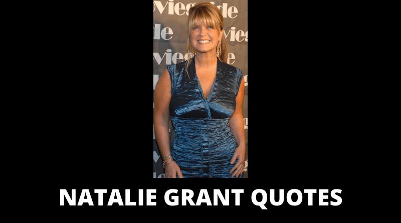 Natalie Grant Quotes featured