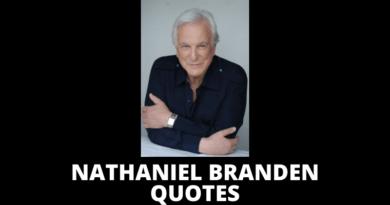 Nathaniel Branden quotes featured