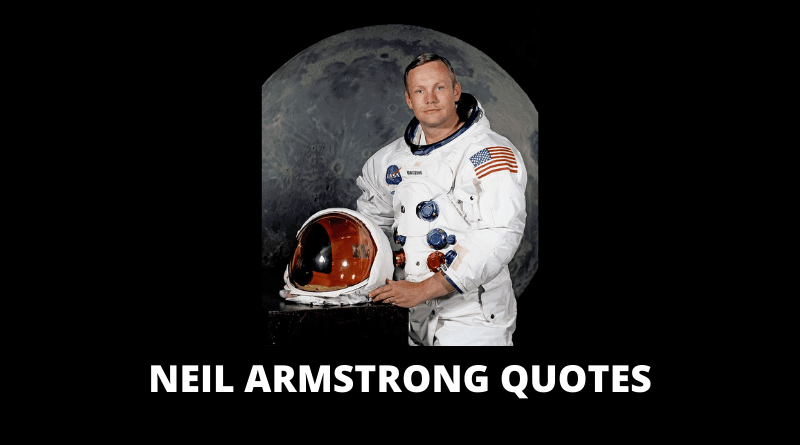 Neil Armstrong Quotes featured