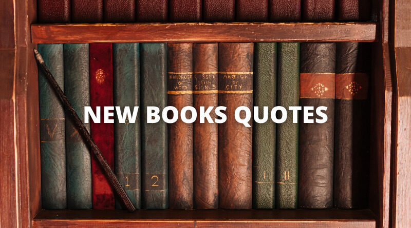New Books Quotes Featured
