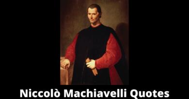 Niccolo Machiavelli Quotes featured