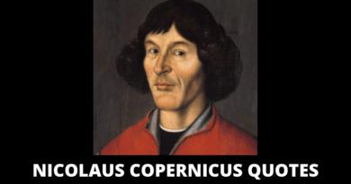 Nicolaus Copernicus quotes featured