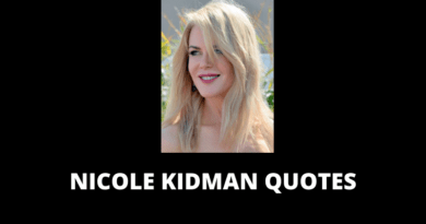 Nicole Kidman Quotes featured