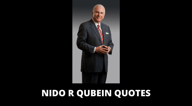 Nido Qubein Quotes featured
