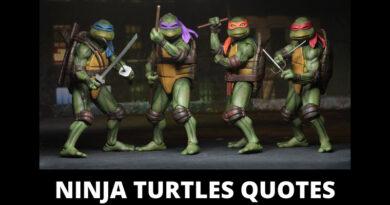 Ninja Turtles Quotes featured