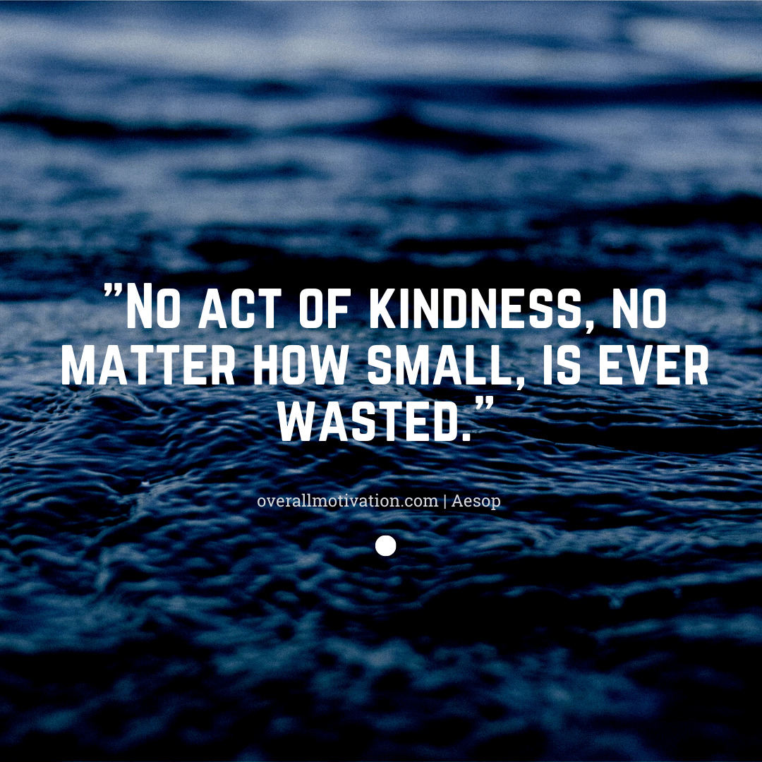 No act of kindness_charity_quotes