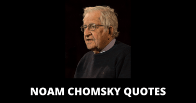 Noam Chomsky Quotes featured
