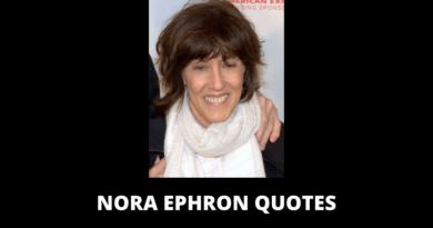 Nora Ephron Quotes featured