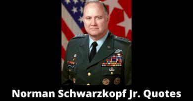 Norman Schwarzkopf quotes featured