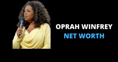 Oprah Winfrey Net Worth featured