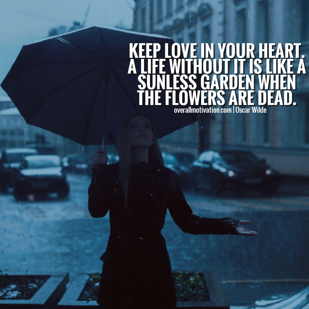 Oscar Wilde Quotes Heart