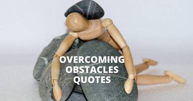 Overcoming Obstacles Quotes Featured