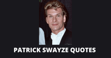 Patrick Swayze Quotes featured