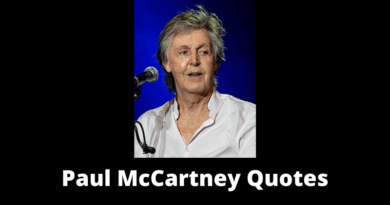Paul McCartney Quotes featured