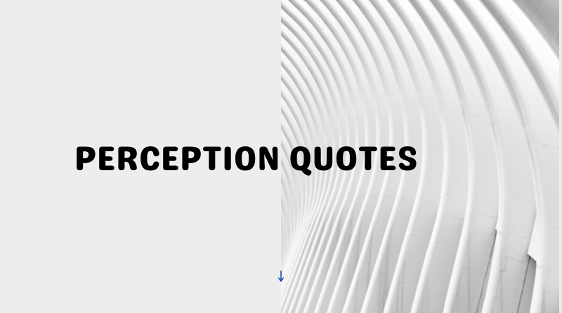 Perception quotes featured