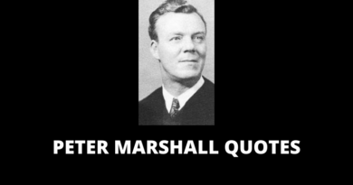 Peter Marshall Quotes featured