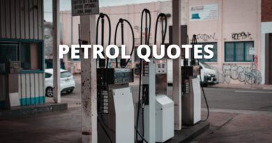 Petrol quotes featured