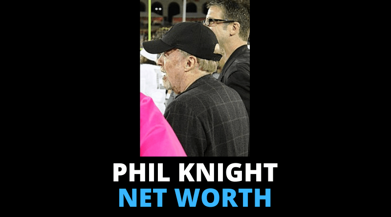 Phil Knight net worth featured