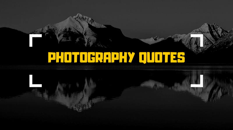 Photography Quotes Featured