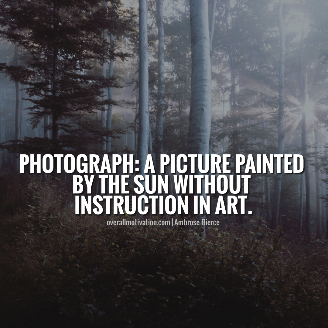 Photography quotes about sun